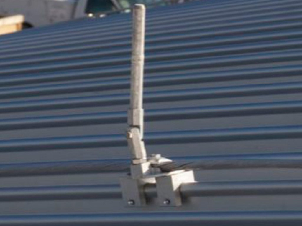 Various Applications Attached With S 5 Clamps Rooftech