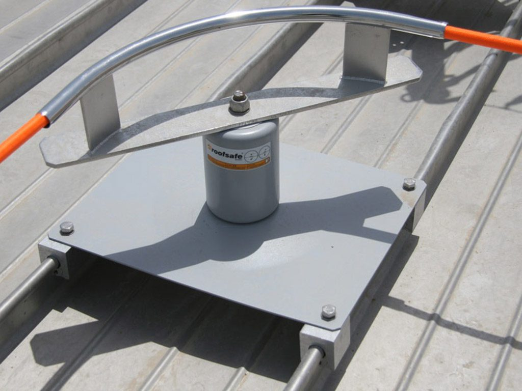 Kalzip Roof Clamps