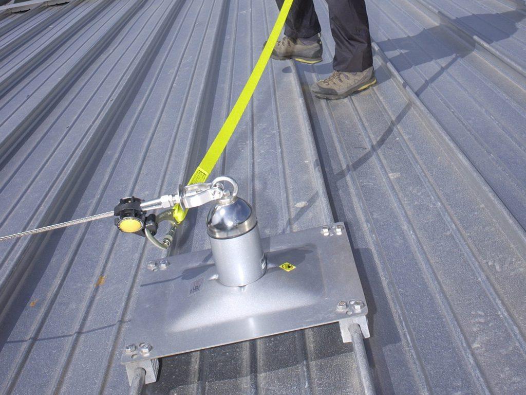 Absturzsicherungen Mit S 5 Rooftech
