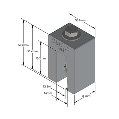 Maße N1.5-Mini