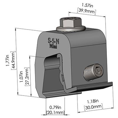 Maße Q-Mini